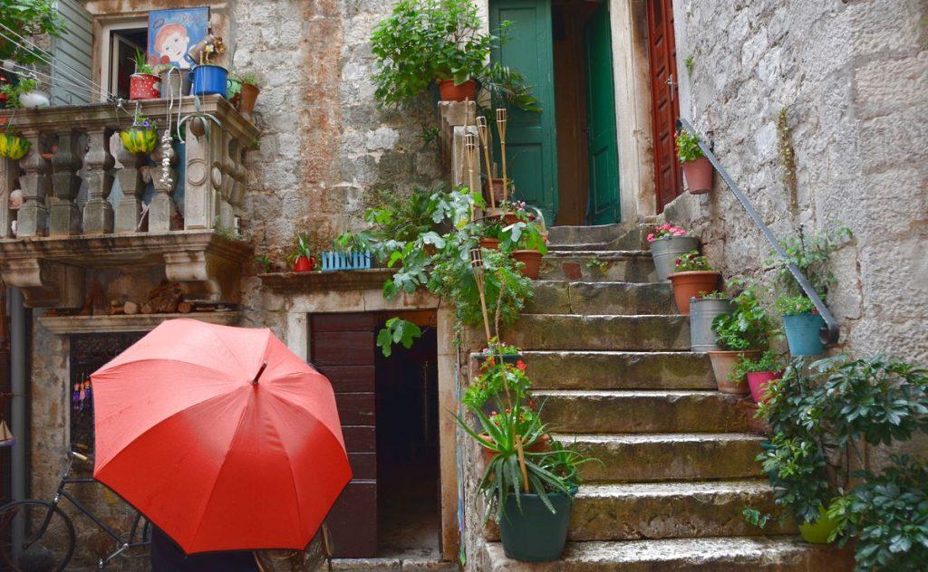 Semester i Dalmatien: Trogir