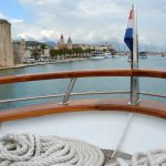 Utflykter från Split: solta och Trogir