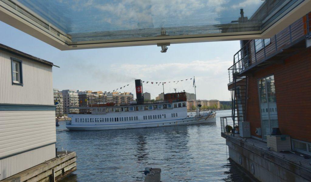 Turistbåt