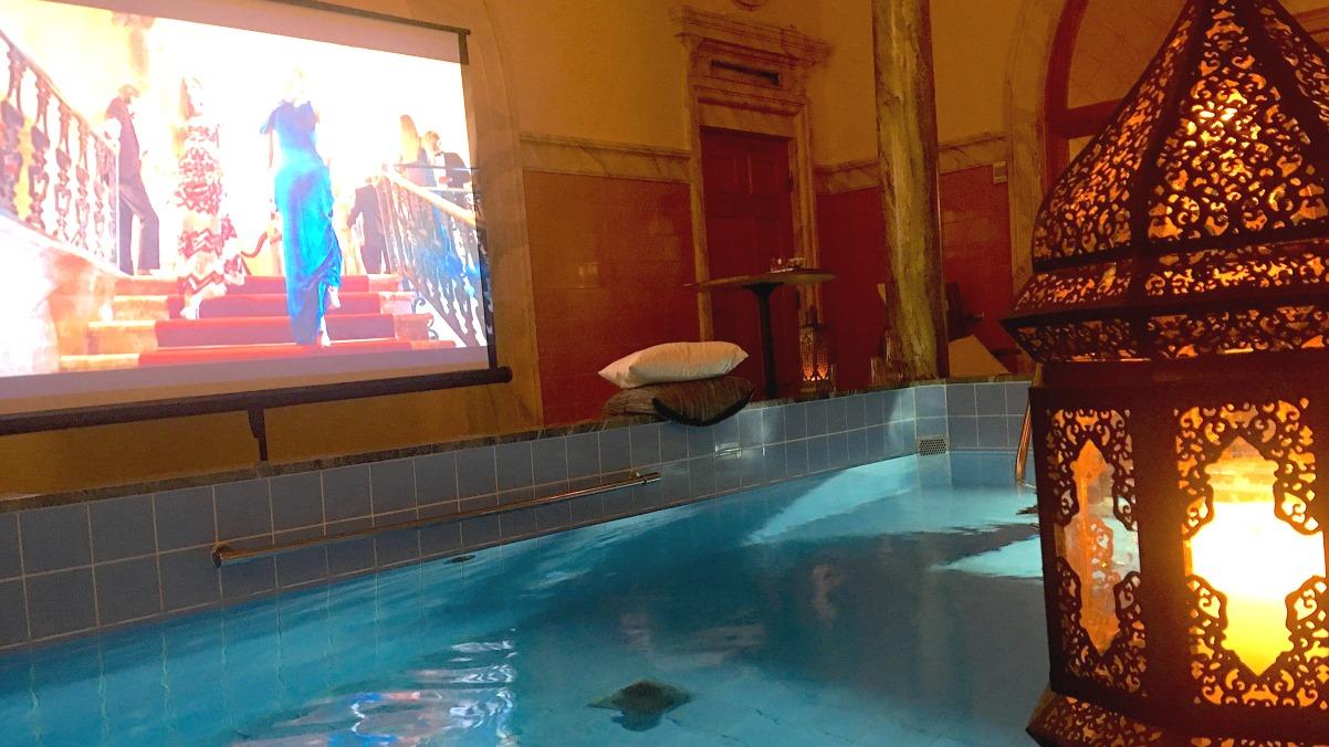 Nyheter från Finnair på Turkiska badet