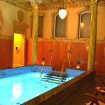 Turkisk badritual på Sturebadet