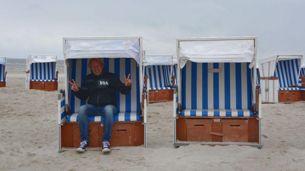 Tyskland strandkorgar