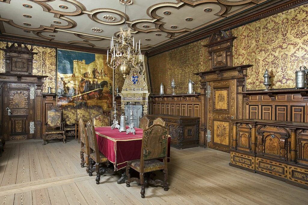 Oxenstiernska salen på Ulriksdals slott