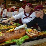 Julmarknad i Budapest – julstämning i mildväder