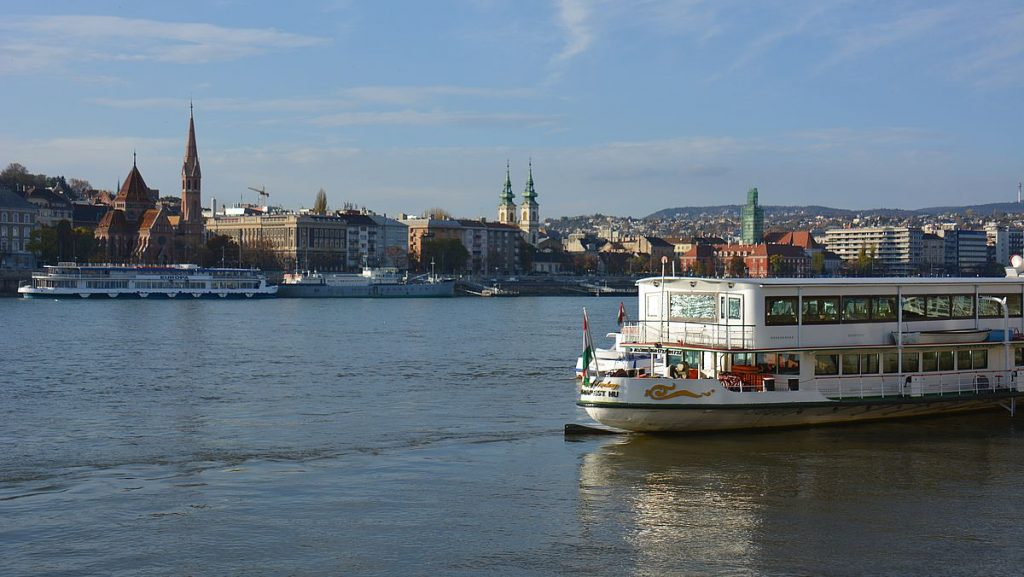 Göra i Budapest: Båttur på Donau