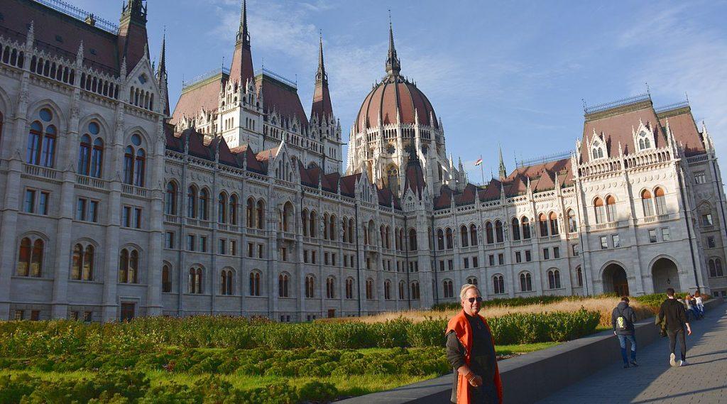Göra i Budapest - besöka parlamentet