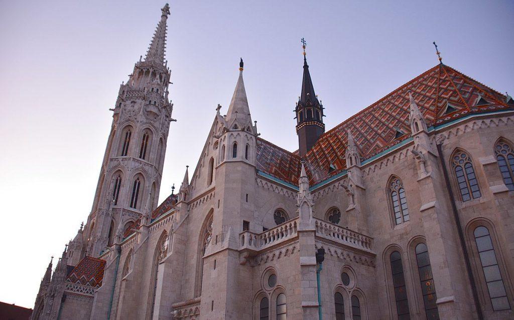 Mattiaskyrkan