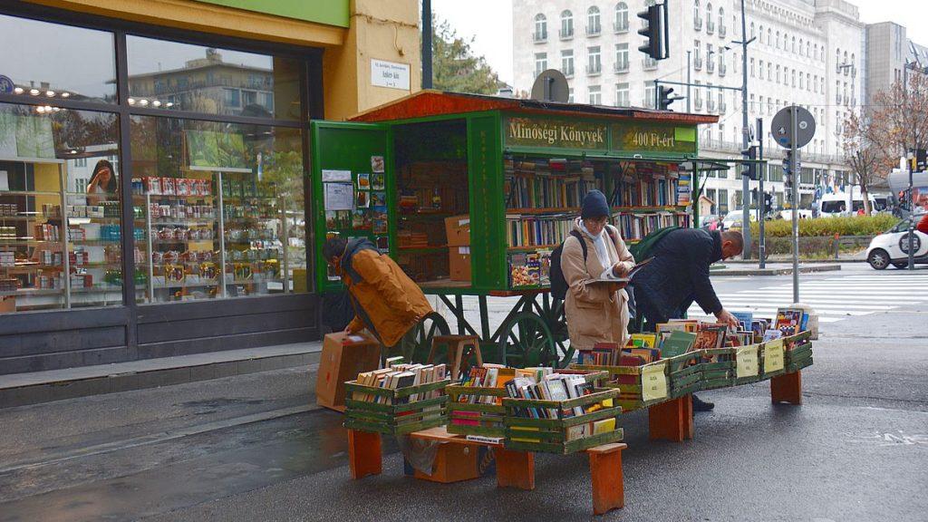 Göra i Budapest - besöka judiska kvarteren