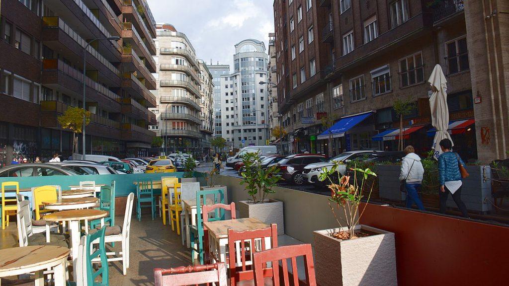 Barer och caféer i Budapest