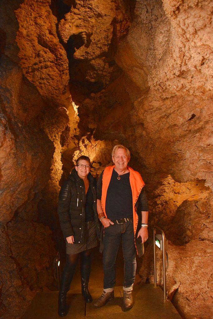 grotta i Budapest