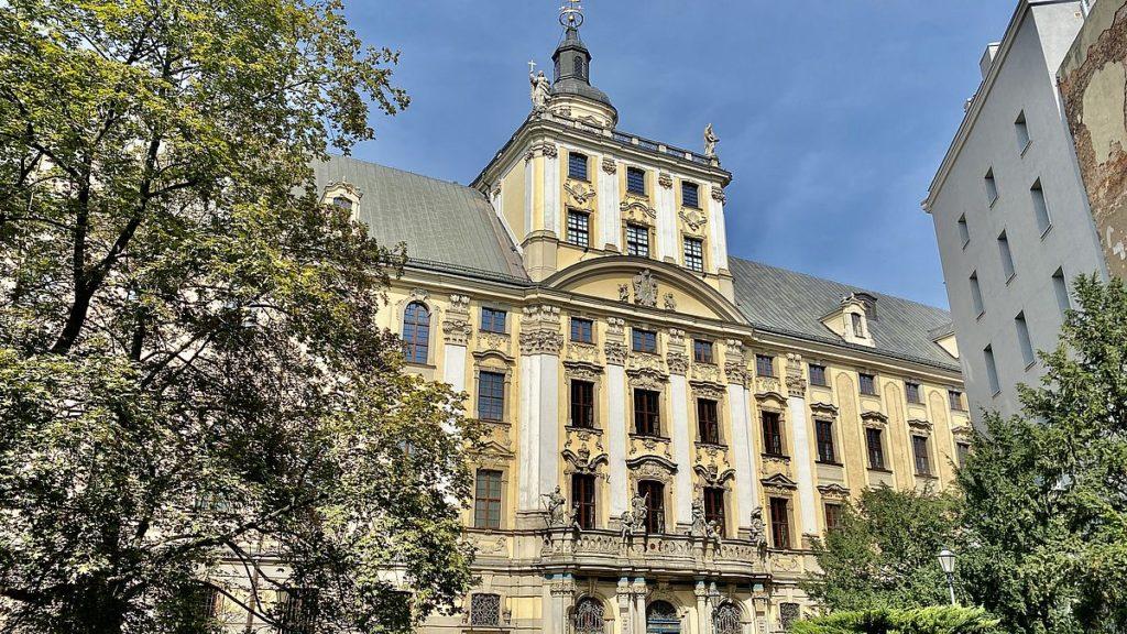 Universitetet i Wroclaw