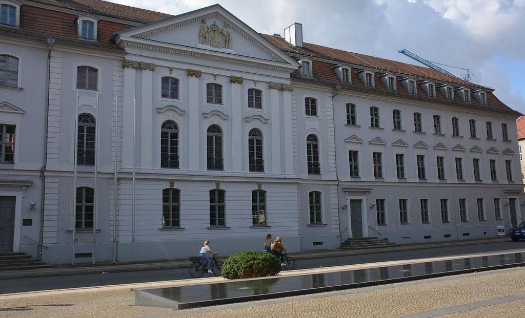 Sverige i Tyskland - Sveriges första Universitet i Greifswald