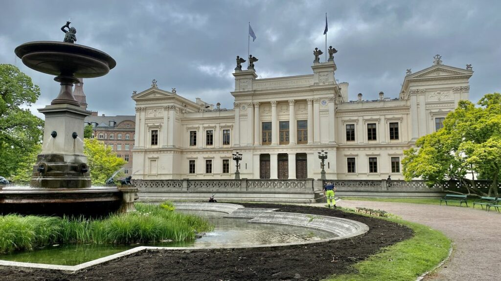 Göra i Lund - Universitetshuset