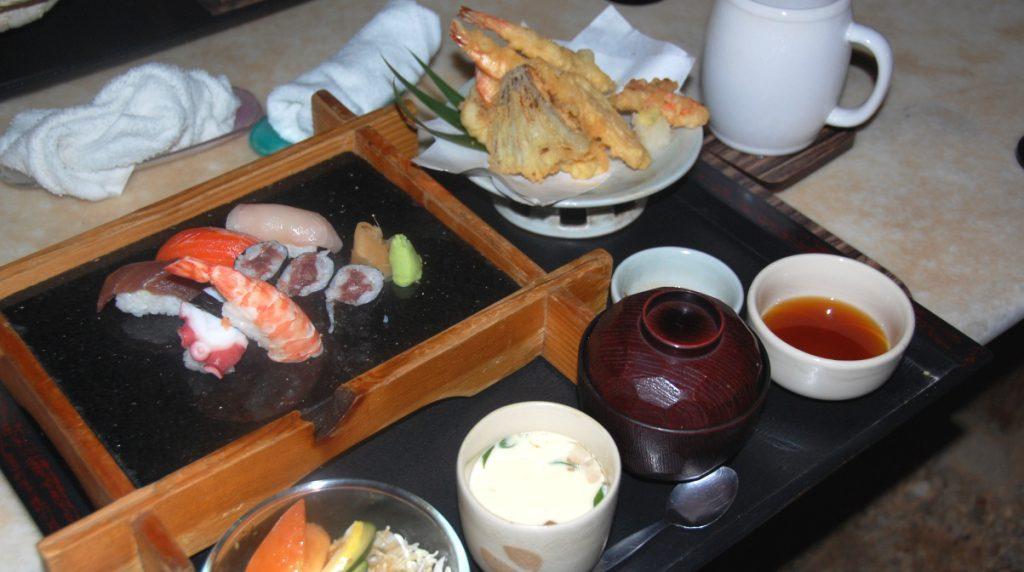 Unkaizan japansk restaurang