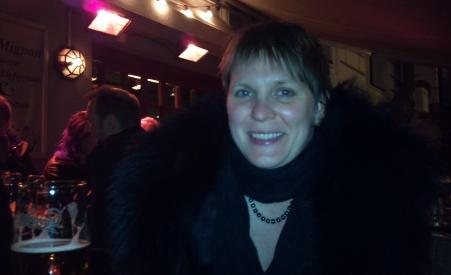Fredagkväll i Göteborg med fest