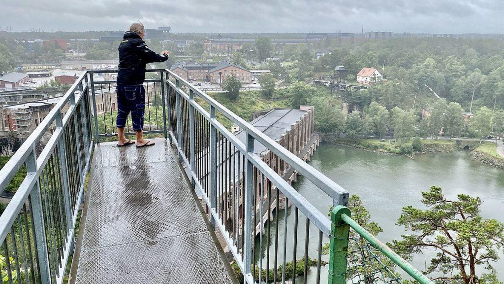 Göra i Trollhättan - Kopparklinten