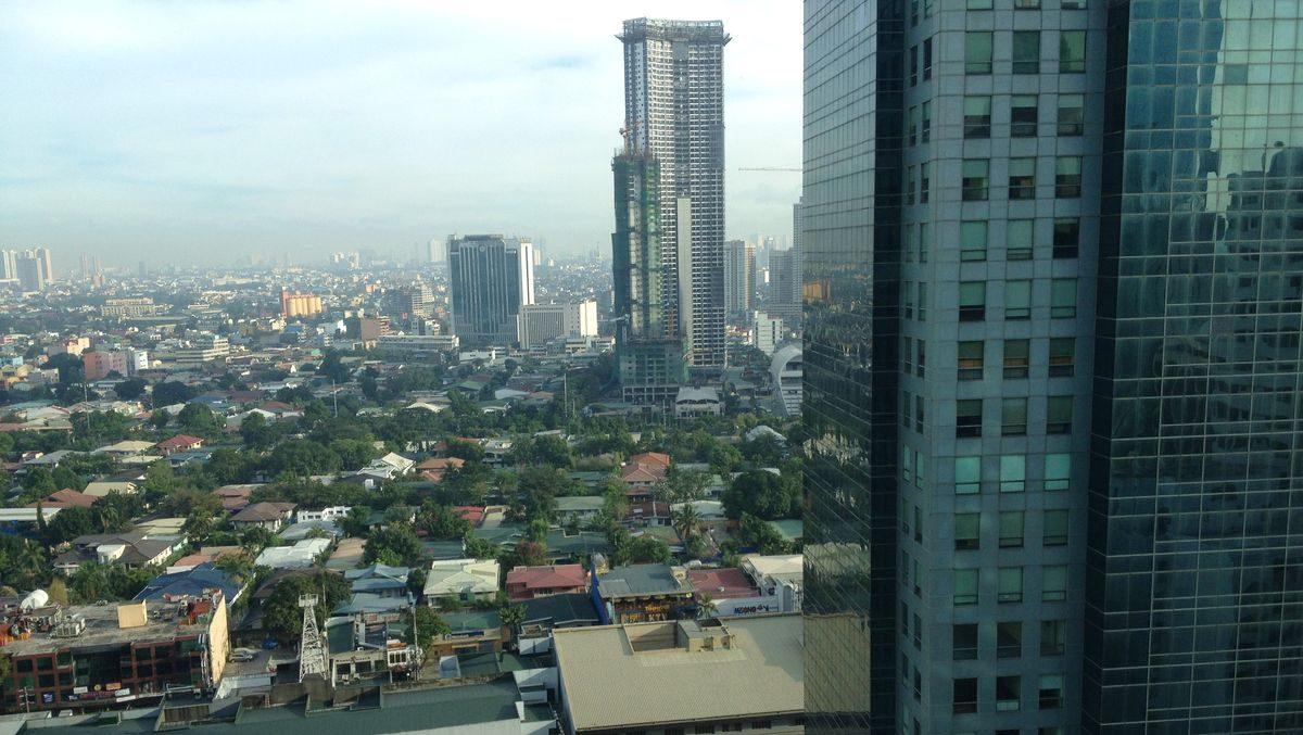Utsikt Manila