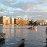 Vackra kvällar i Pampas marina