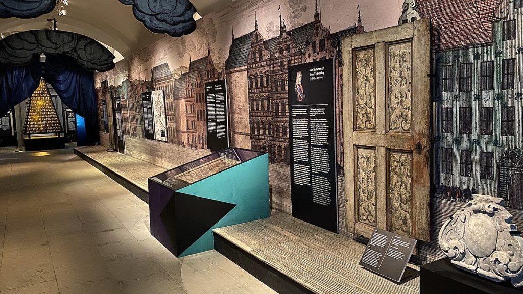 Utställning om Narva på Armémuseum i Stockholm