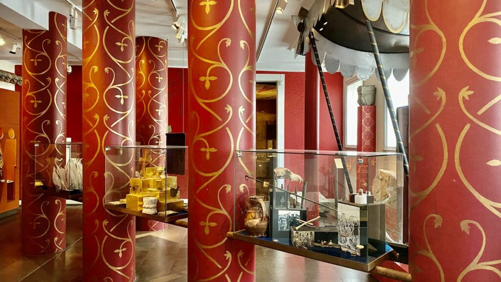 Utställning på Kulturen i Lund