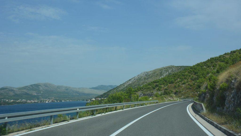 Resa till Zadar med bil genom Kroatien