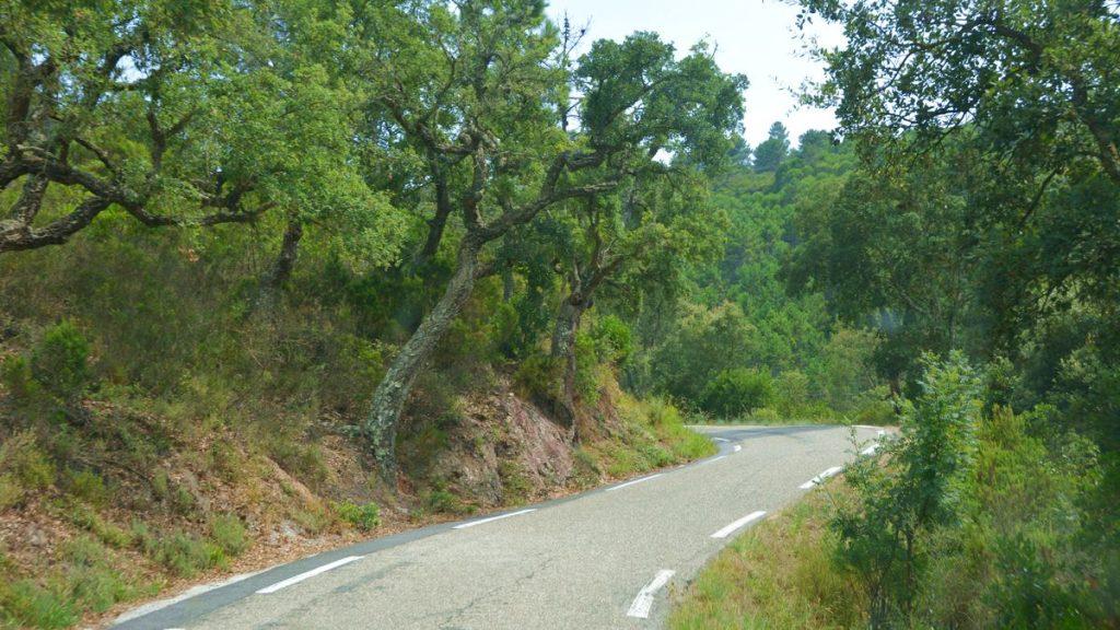Väg Provence