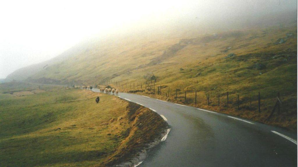 Kanske campa på Färöarna?