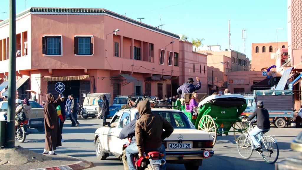 Vägar Marrakech