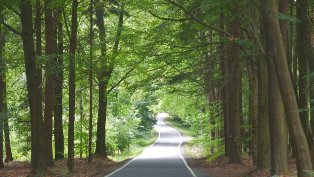 vackra vägar i Europa - Bohemian Switzerland