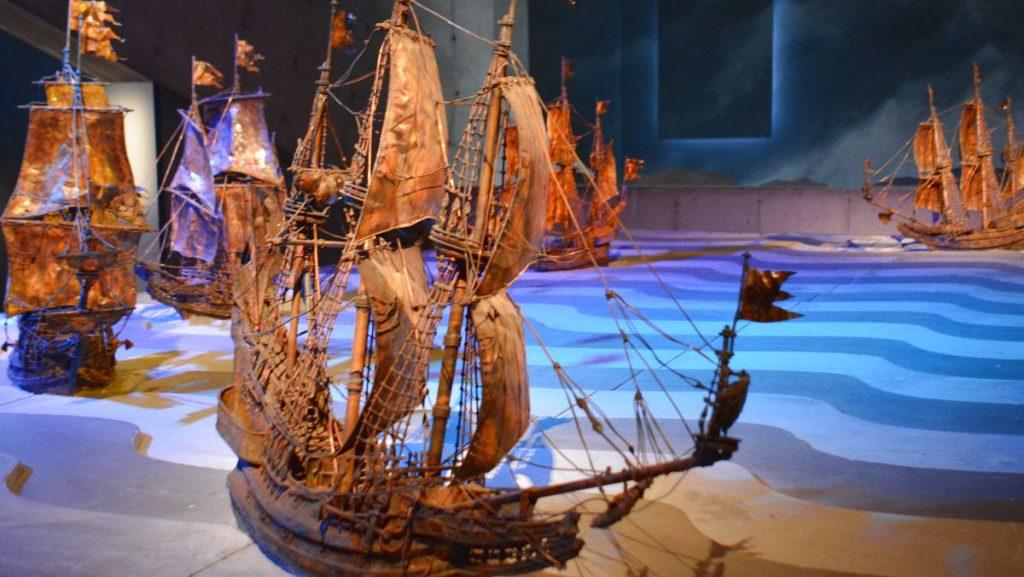 vända segelfartyg
