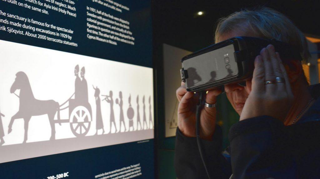 VR Medelhavsmuseet