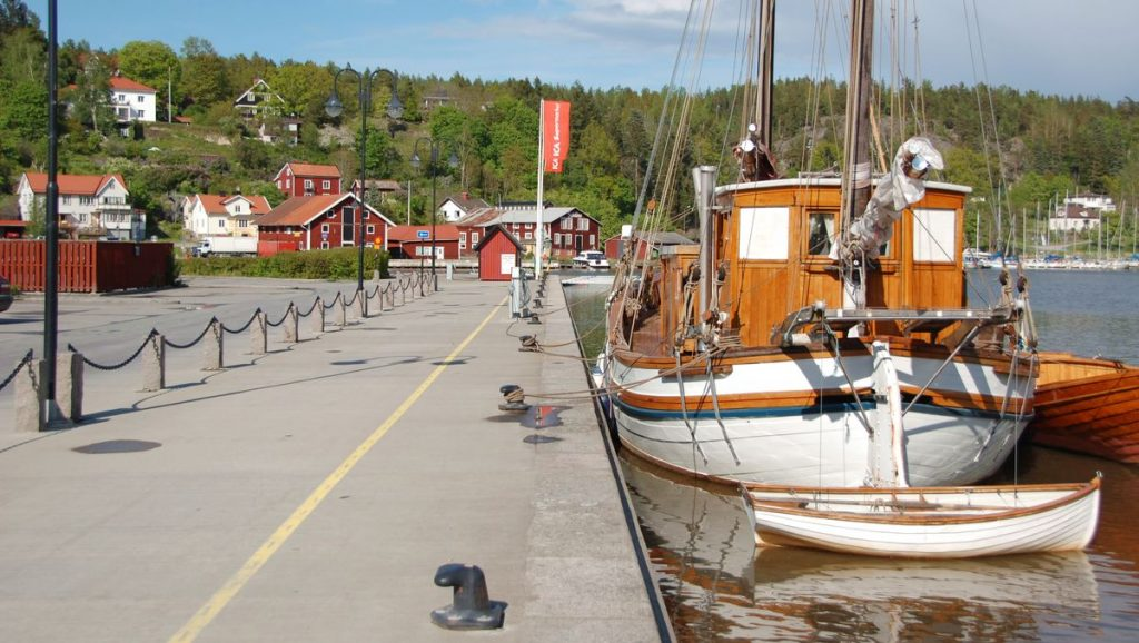 Valdemarsvik hamn