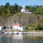 Med husbil i Valdemarsvik