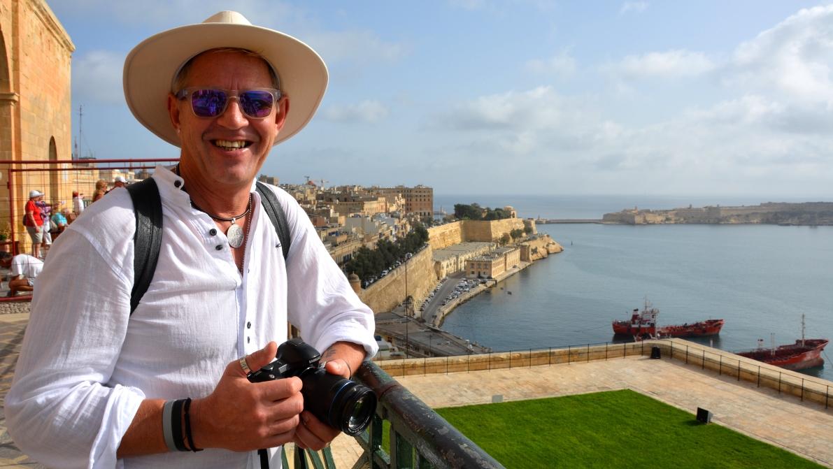 Valletta utsikt