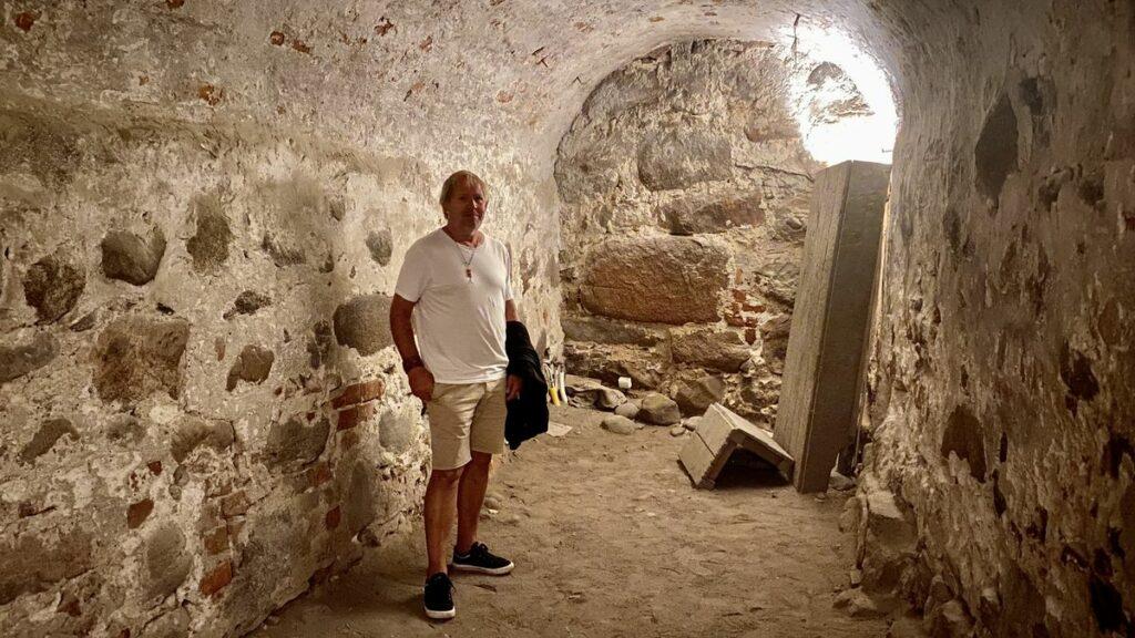 Varbergs fästning - fängelse