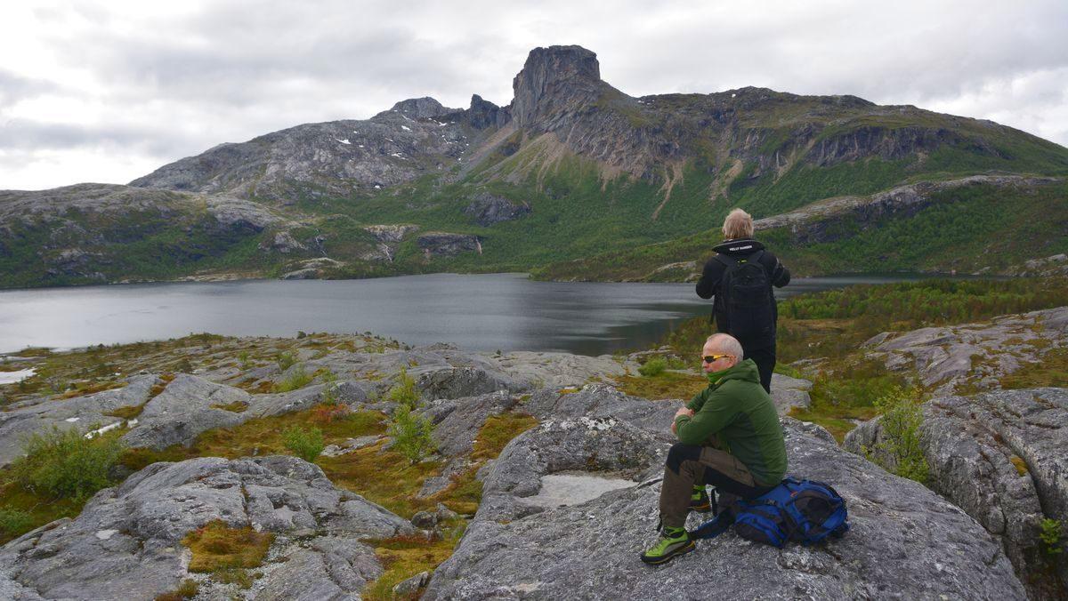 Vandring Nordnorge