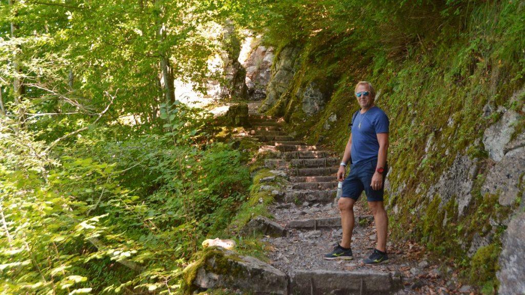 Vandring Schweiz