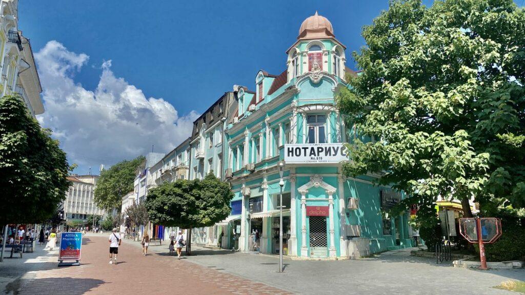 Göra i Varna i Bulgarien