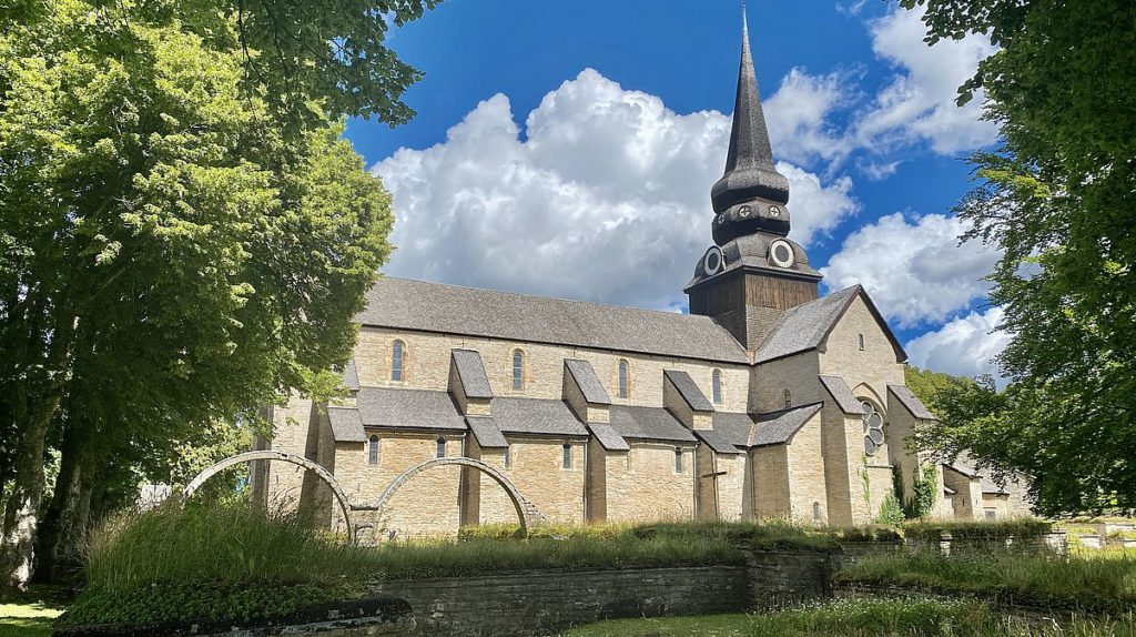 Varnhem - Varnhems klosterkyrka