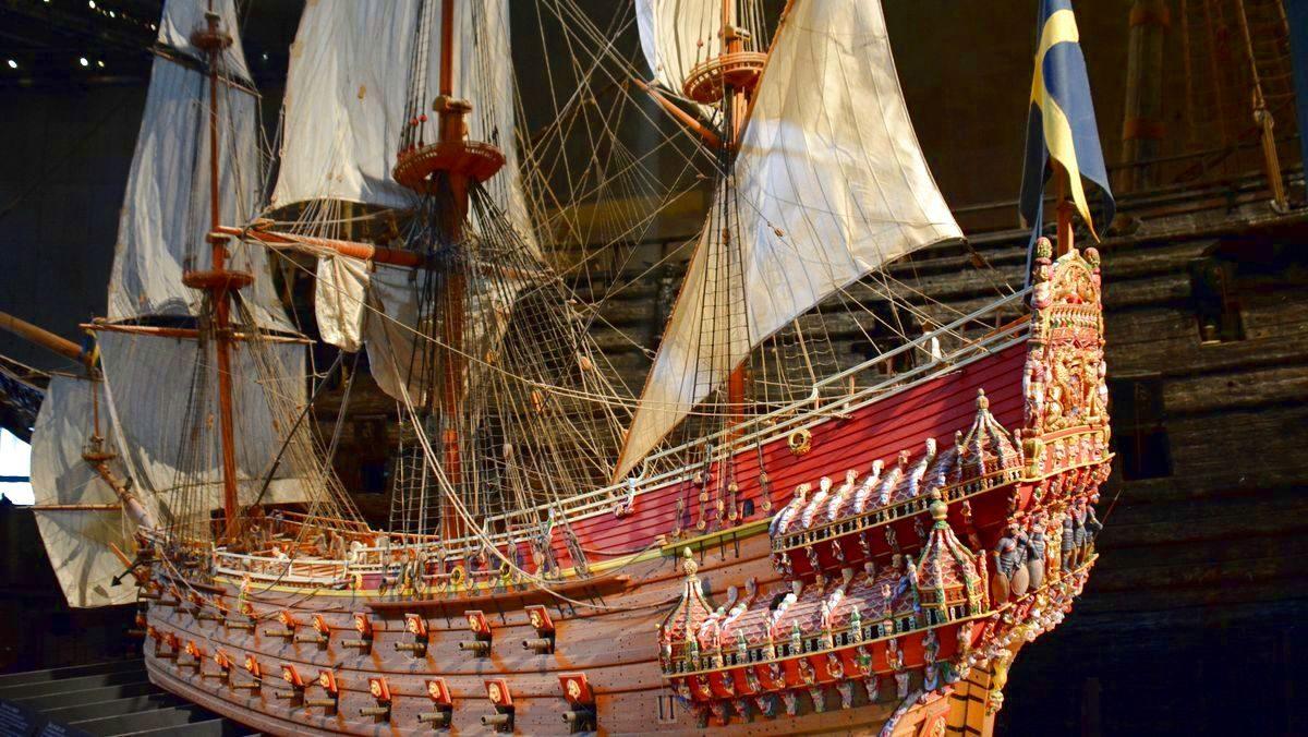Vasa modell