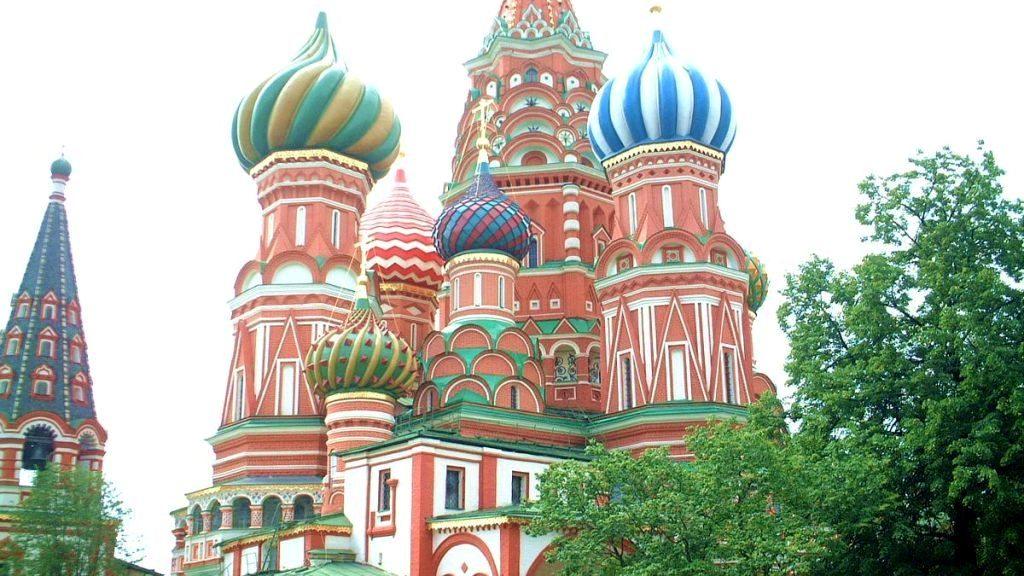 Europas största städer: Moskva