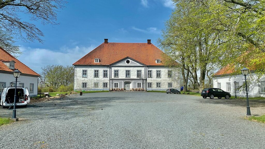 Göra i Gränna - Västanå slott