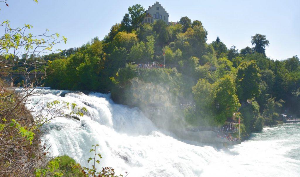 Rhenfallet i Schweiz