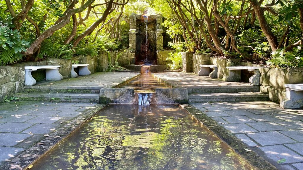 Vattenträdgården, Norrvikens trädgårdar