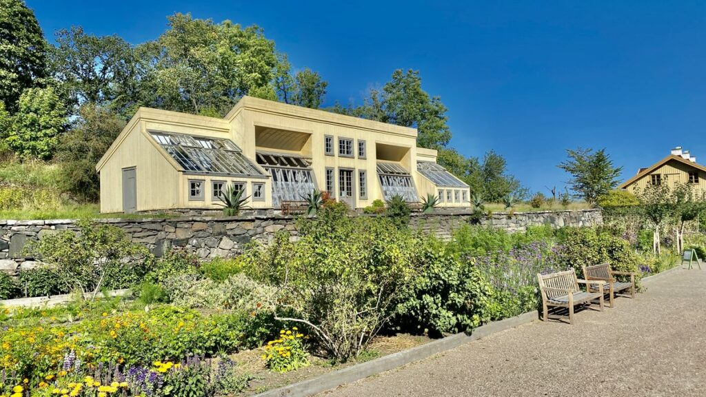 Gunnebo slott och trädgårdar - drivhuset