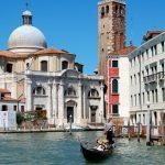 Med husbil till Venedig