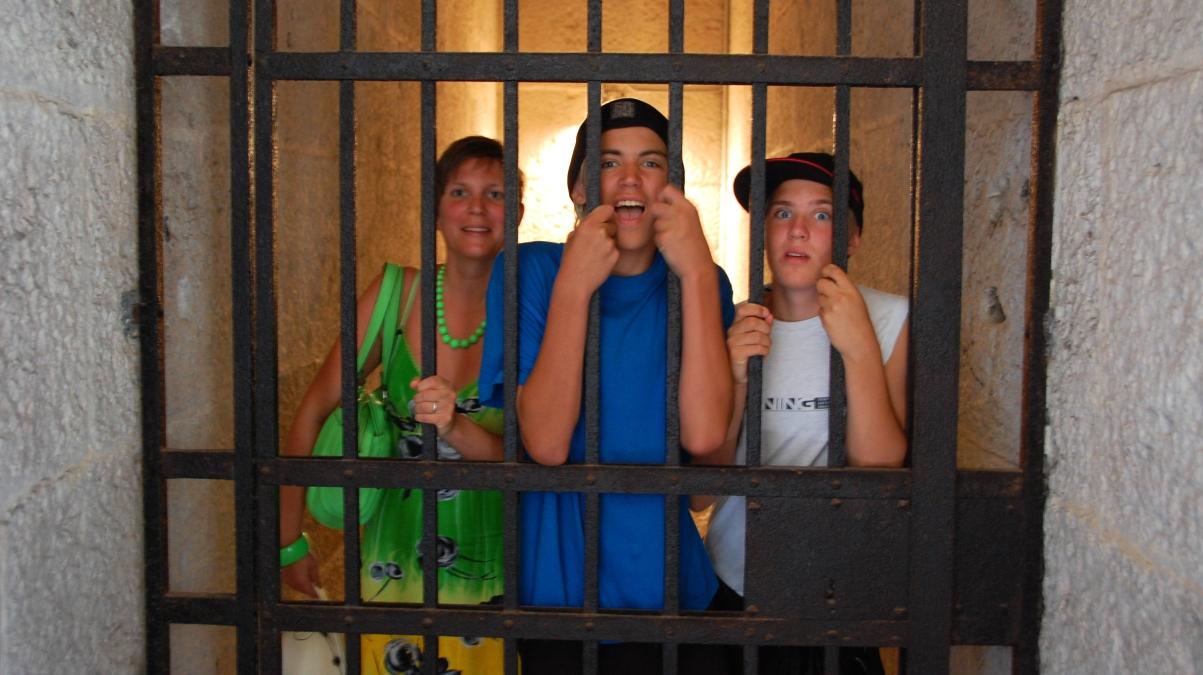 Fängelset i Doge-palatset