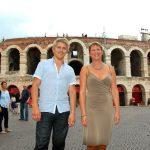 Verona – med den romerska amfiteatern