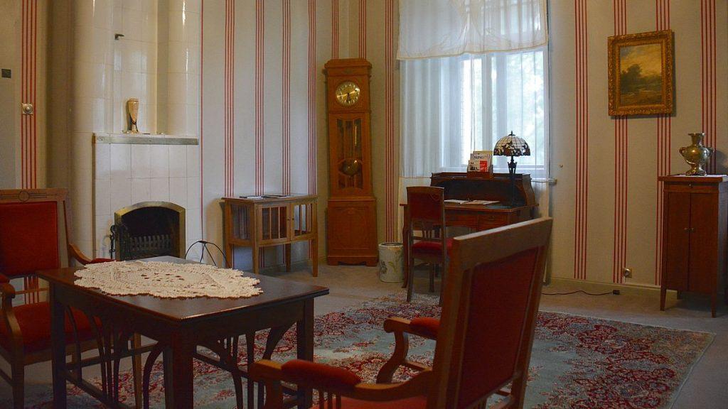 Villa Ammende i Pärnu i Estland