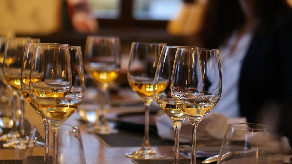 Ungerska viner i Tata i Ungern